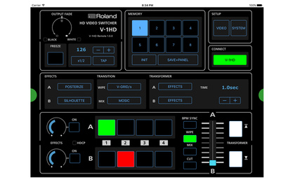 V-1HD Remote on the App Store